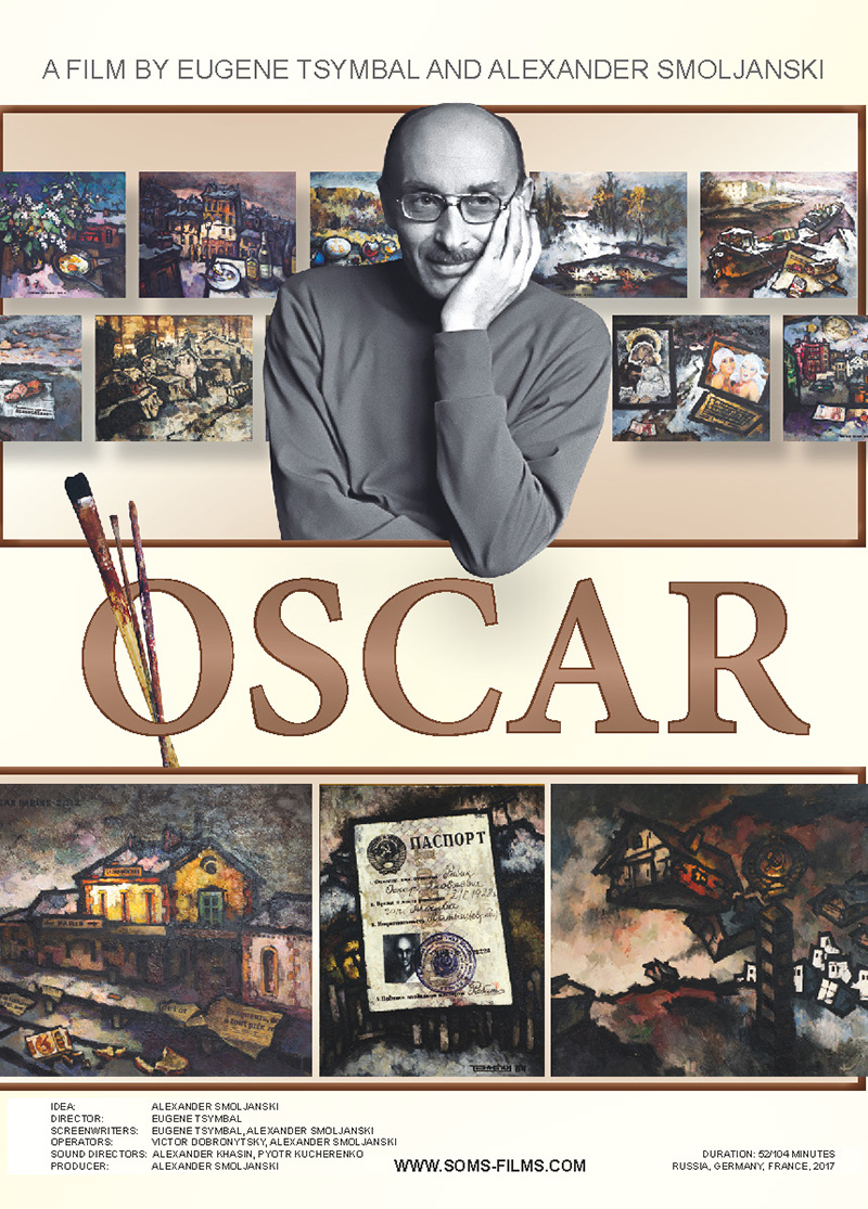 Film about Oscar Rabin