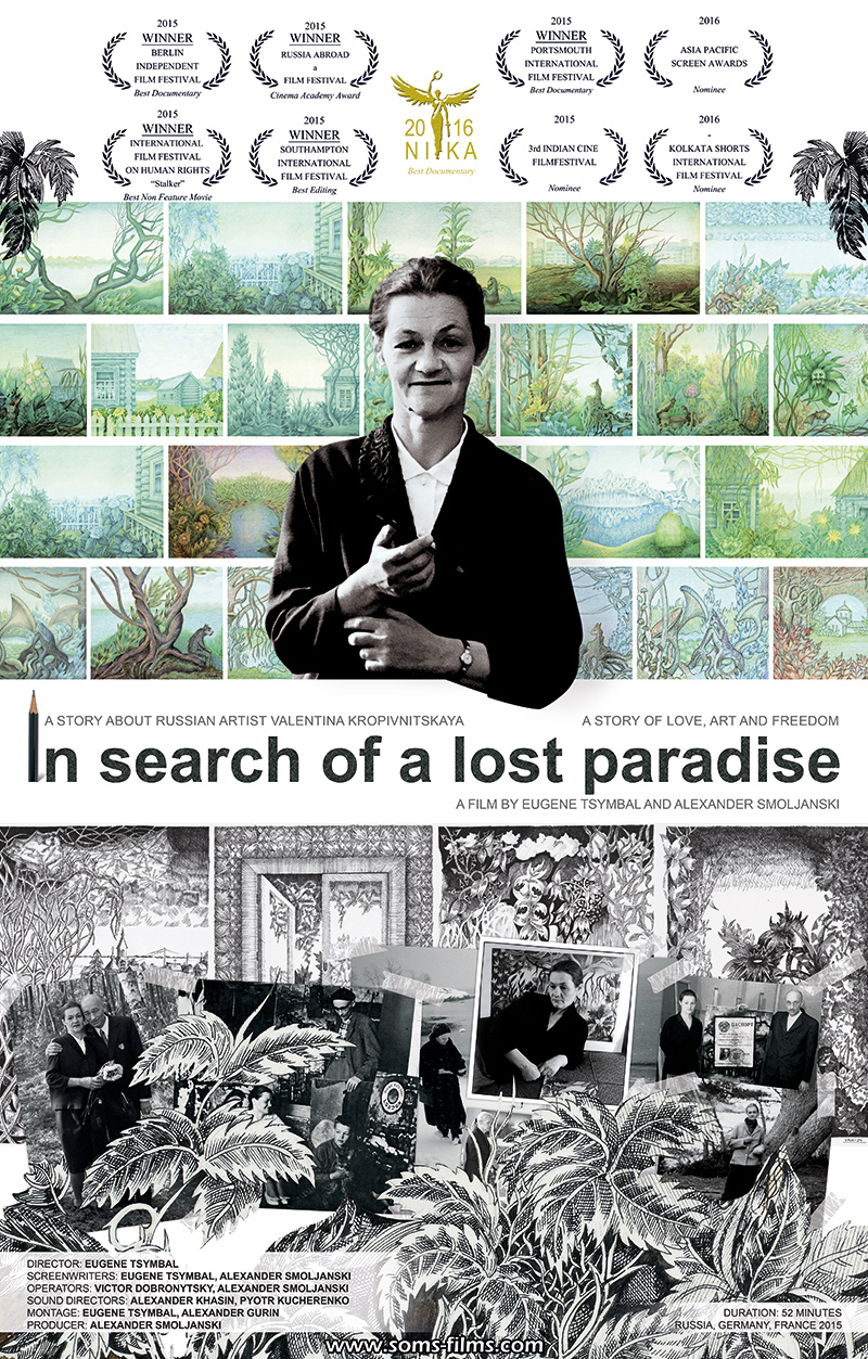 """In Search of a Lost Paradise"""