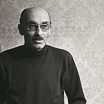 Artist Oscar Rabin